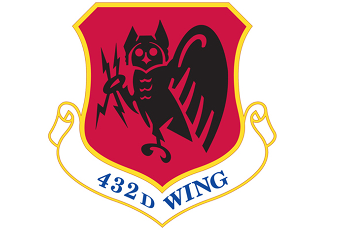 432d wing