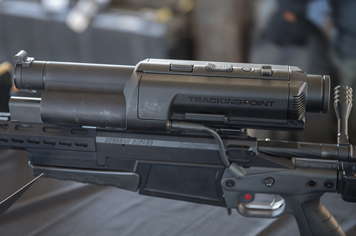 Trackingpoint scope