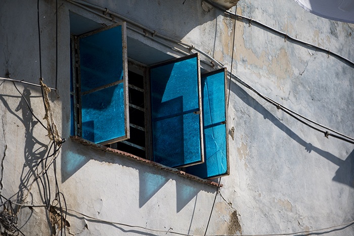 Blue Havana Windows