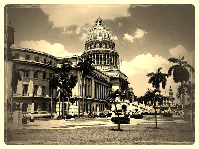 Old time Havana