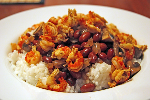 Red Beans and Rice – Jonesblog