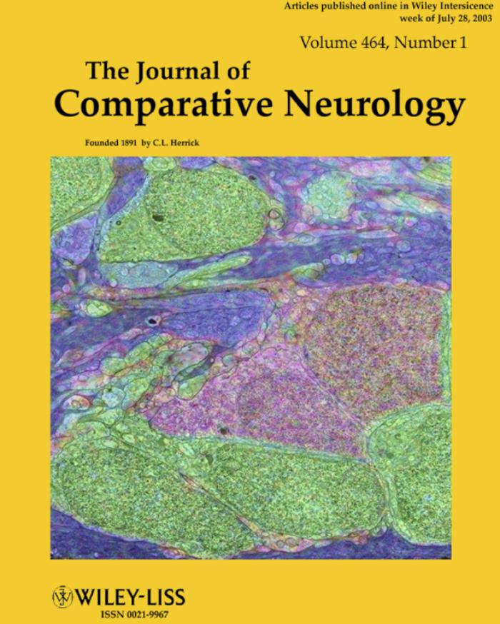 JCN cover 2003