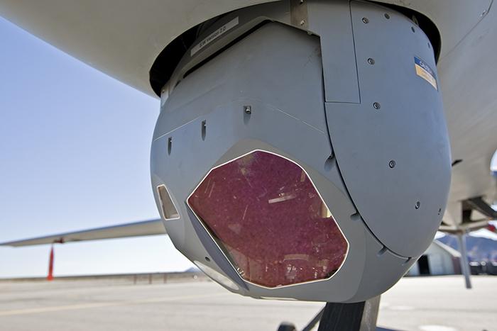 Predator Sensor ball angle