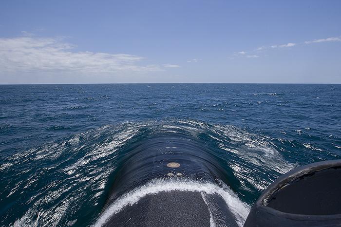 USS Toledo bow 700
