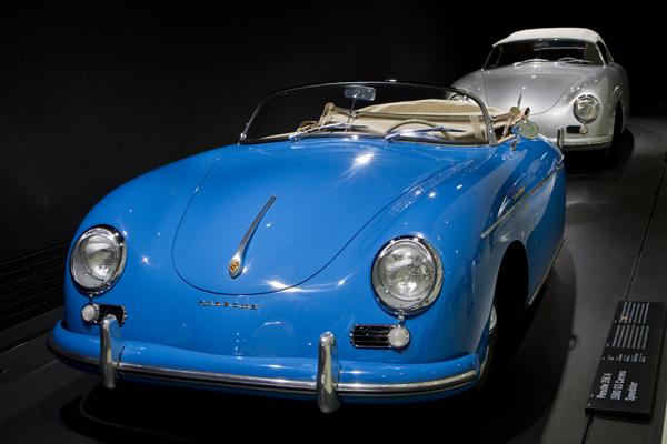 Porsche Museum Jonesblog