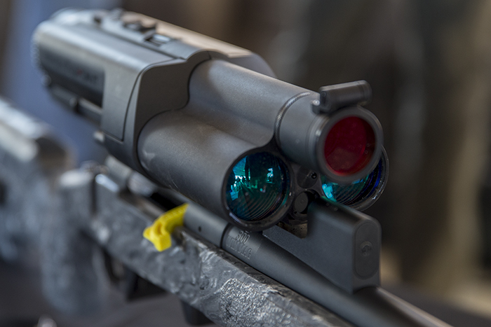 TrackingPoint Optics