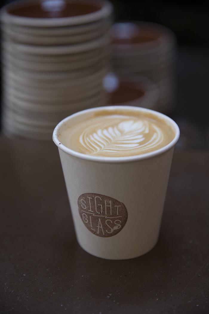 Sight Glass coffee