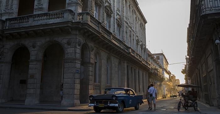 1 Cuba street
