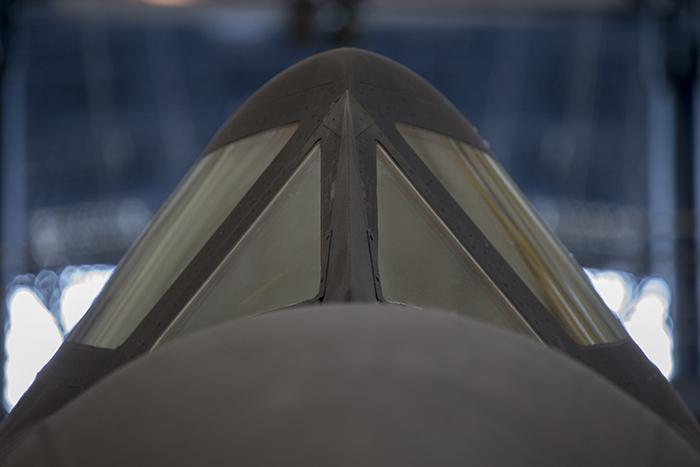 SR71 cockpit
