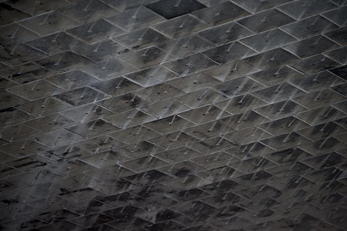 Shuttle tiles