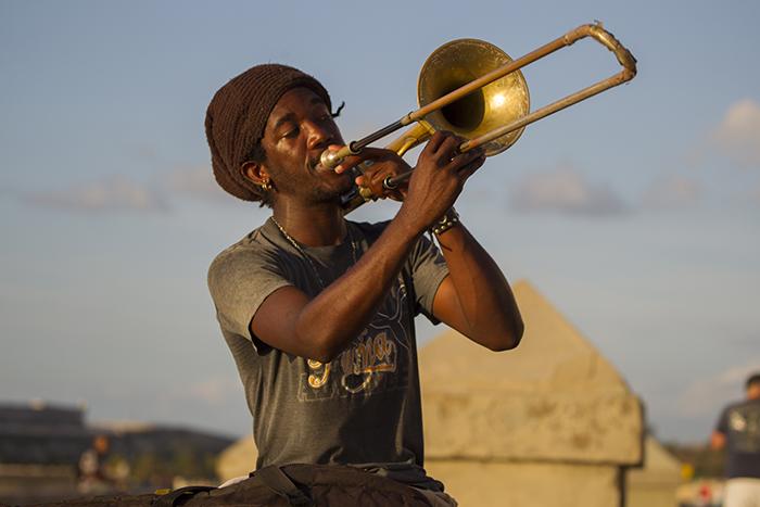 Malecon trombone