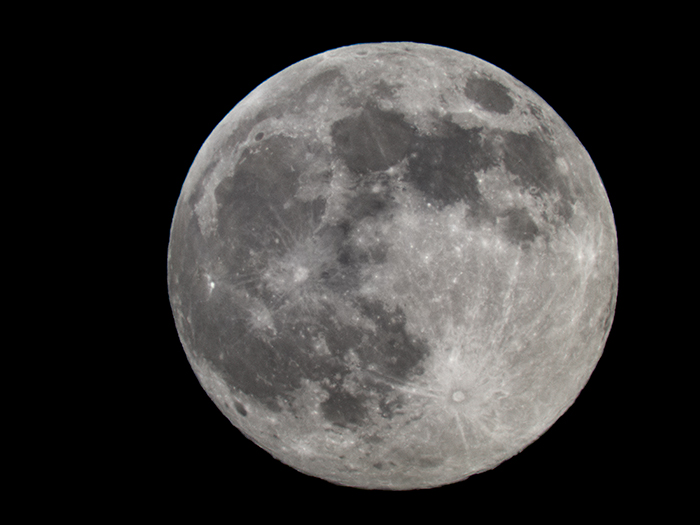 SuperMoon June 22