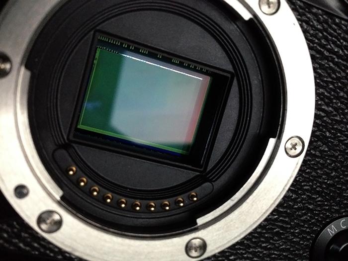 Fuji X Trans Sensor