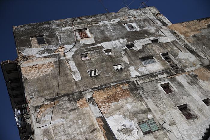 Havana Cuba buildings