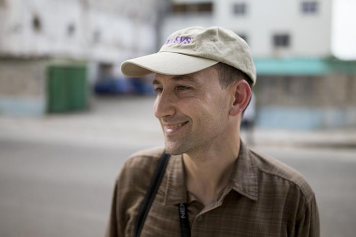 Matteo in Havana