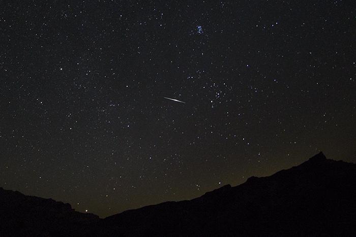 Shooting star Canon