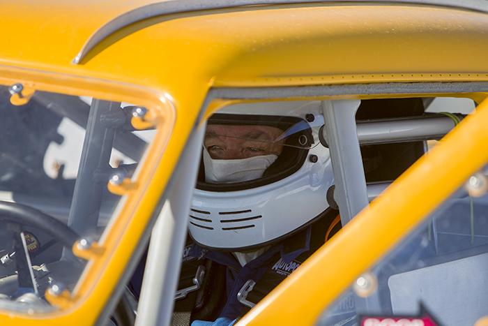 Studebaker driver