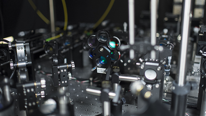 Adaptive optics