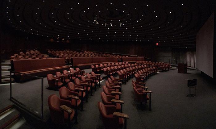 Janelia auditorium