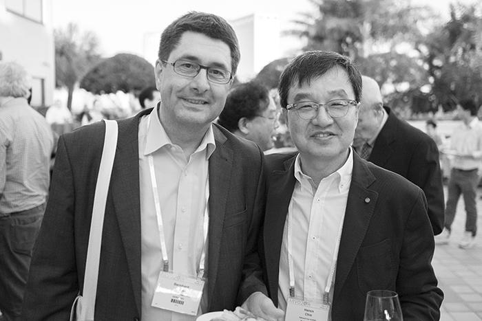 Bernhard Weber and Hemin Chin