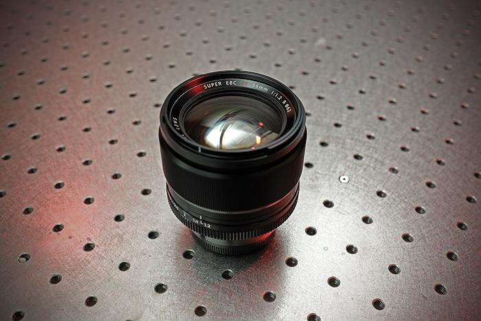 Fuji 56mm lens