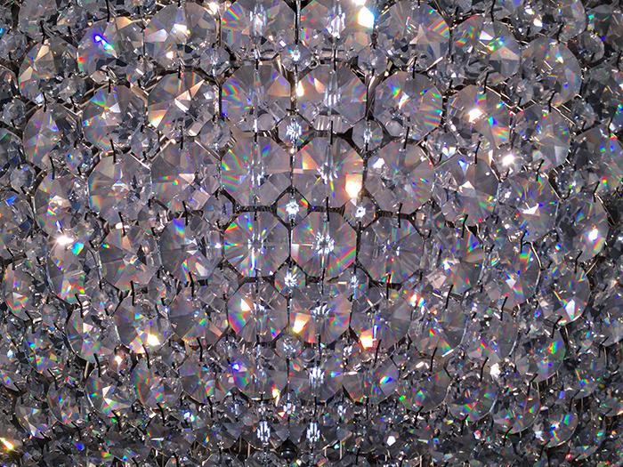 Close sparkly
