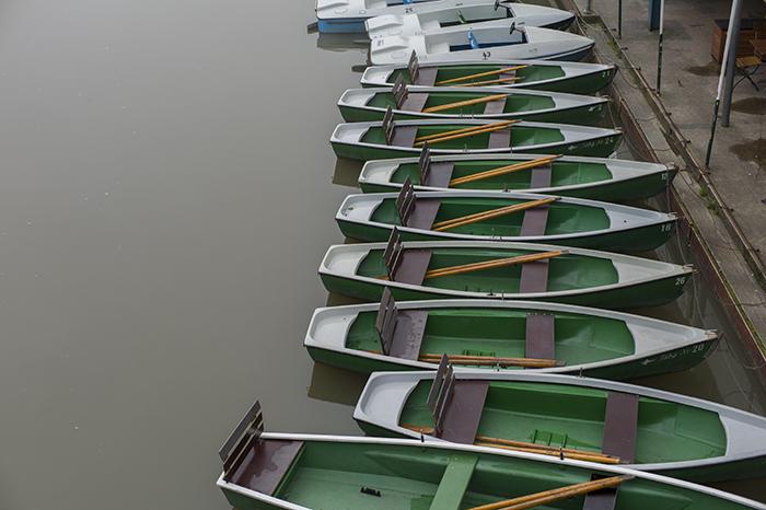 Tubingen boats